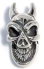 【全品P5倍】正規品 ビルウォールレザー BILL WALL LEATHER BWL チャーム シルバー Demon デーモン 悪魔