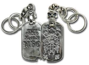 【全品P5倍】正規品 ビルウォールレザー BILL WALL LEATHER BWL キーチェーン WFO Key Chain