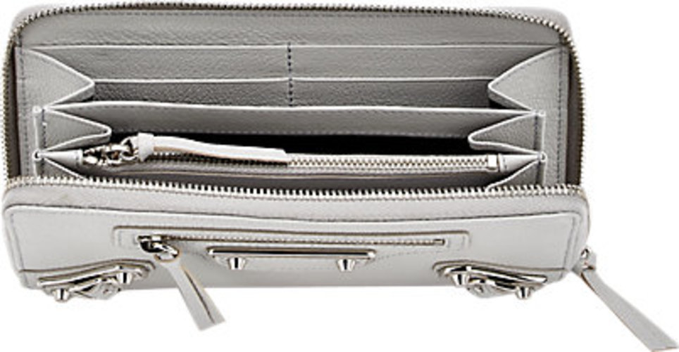 Balenciaga Arena Classic Continental Zip-Around Wallet