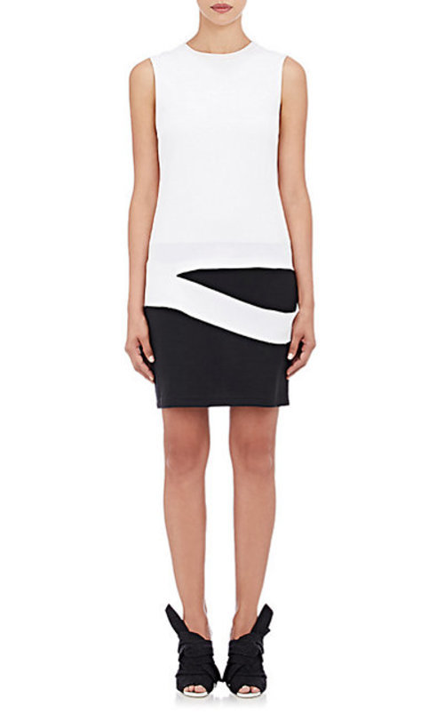Proenza Schouler Slash-Waist Dress