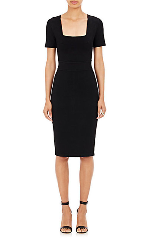 A.L.C. Compact Knit Bodycon Dress