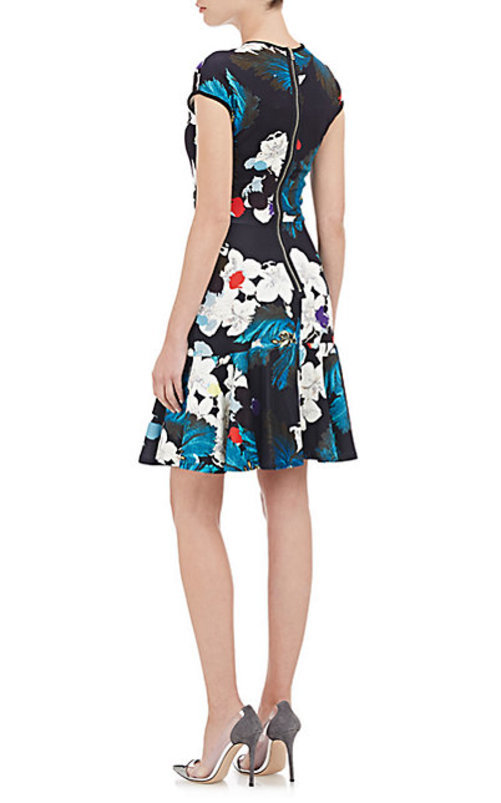 Erdem Ohana Orchid Darlina Dress