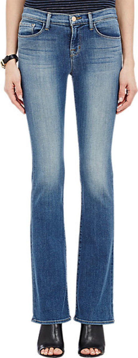 J Brand Boot Cut Betty Jeans