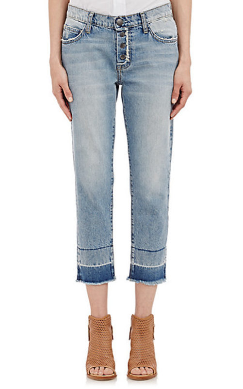 Current/Elliott The Fling With Exposed Fly Jeans