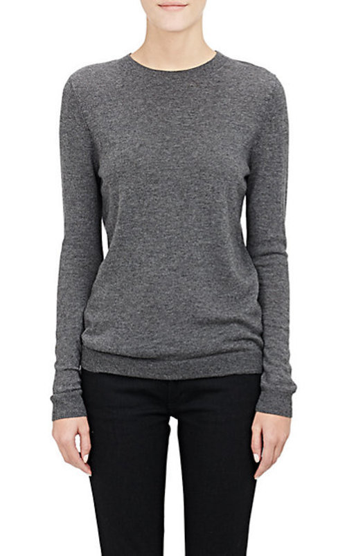 Barneys New York Cashmere Pullover Sweater