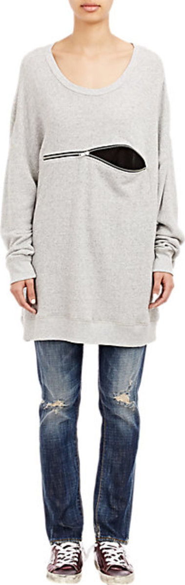 R13 Oversize Long Sweater
