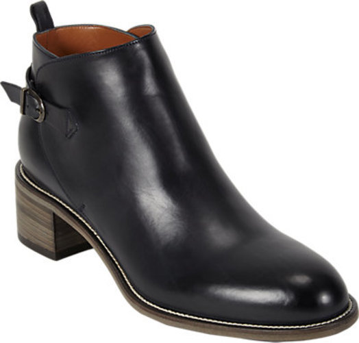 Sartore Buckle-Strap Ankle Boots