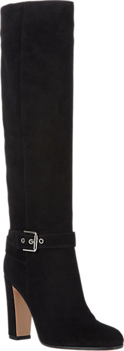 Gianvito Rossi Perry Knee Boots