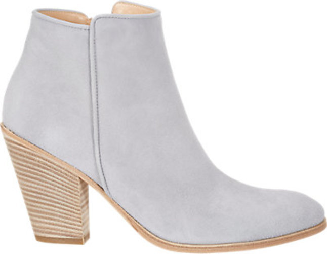 Barneys New York Daddy Point-Toe Ankle Boots