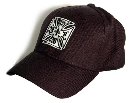 ビルウォールレザー BWL Bill Wall Leather Cap w Patch BWL Apparel - Tees, Lids, Hoodies and More!