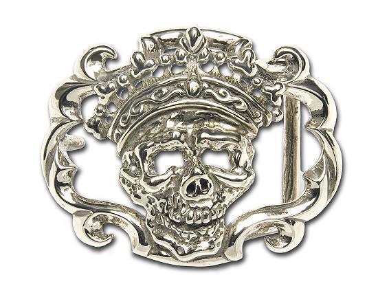 ビルウォールレザー Leather BWL Bill Wall Leather Skull Skull Crown Buckle バックル ベルト バックル, 日本のあかり simple lights store:98595c7f --- ero-shop-kupidon.ru