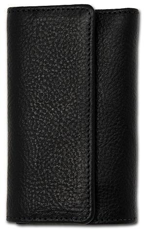 ビルウォールレザー BWL Bill Wall Leather KW100 プレーン レザー キーウォレット(キーホルダー) シルバー キーホルダー カスタム