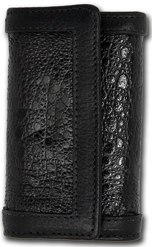 ビルウォールレザー BWL Bill Wall Leather KW103 フロッグ レザー キーウォレット(キーホルダー) シルバー キーホルダー カスタム