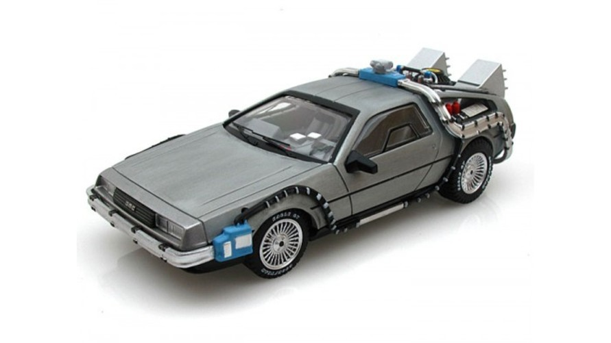 Hot Wheels Cult Classic Back to the Future Delorean Time Machine 1 43 おもちゃ 模型 ラジコン フィギュア