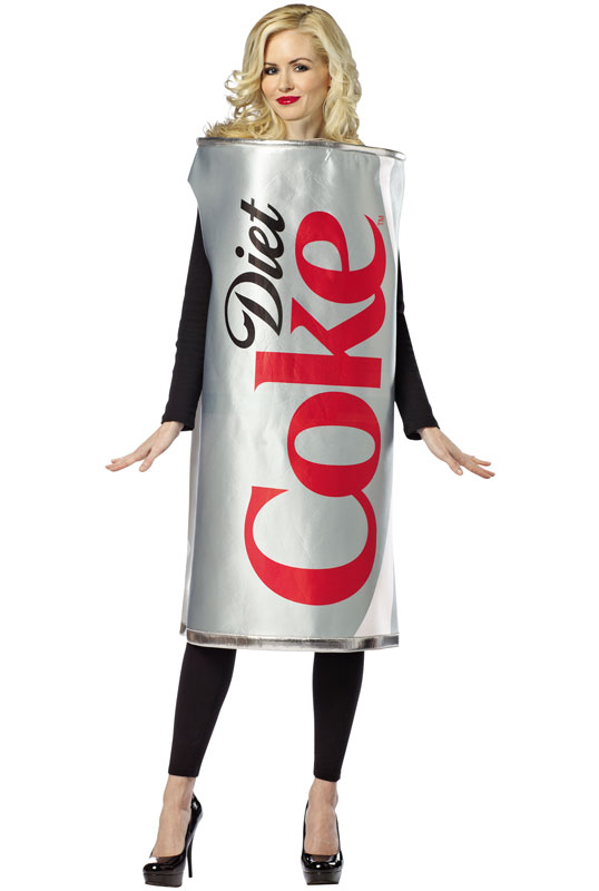 コカコーラ Coca Cola Diet Coke Can 大人用コスチューム ハロウィン コスプレ 衣装 仮装 大人用 面白い 食べ物 かぼちゃ 飲み物 学園祭 文化祭 学祭 大学祭 高校 イベント