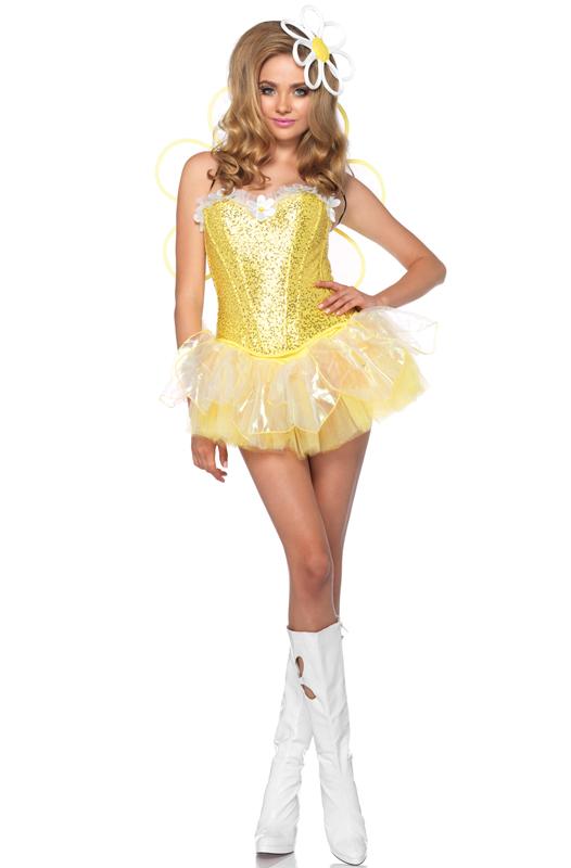 Daisy Doll 大人用コスチューム ハロウィン コスプレ 衣装 仮装 大人用 面白い 学園祭 文化祭 学祭 大学祭 高校 イベント