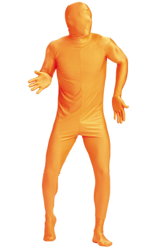 【ポイント最大29倍●お買い物マラソン限定!エントリー】Orange Invisible Man 大人用コスチューム ハロウィン コスプレ 衣装 仮装 大人用 面白い 学園祭 文化祭 学祭 大学祭 高校 イベント