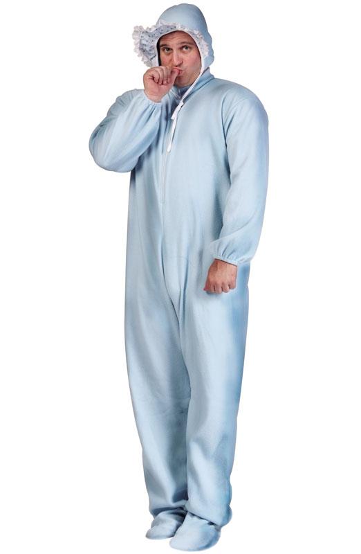 Big Baby Blue 大人用コスチューム クリスマス ハロウィン コスプレ 衣装 仮装 大人用 面白い 学園祭 文化祭 学祭 大学祭 高校 イベント