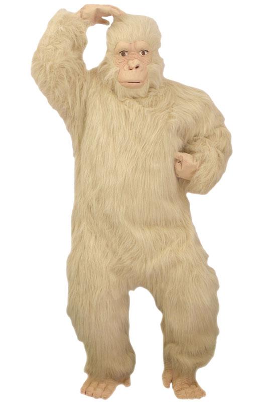 【本日1日P10倍】Beige Gorilla 大人用コスチューム クリスマス ハロウィン コスプレ 衣装 仮装 大人用 面白い 学園祭 文化祭 学祭 大学祭 高校 イベント