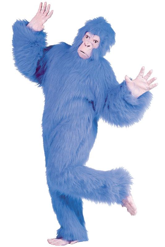 Blue Gorilla 大人用コスチューム 大学祭 ハロウィン Gorilla コスプレ 衣装 仮装 大人用 面白い イベント 学園祭 文化祭 学祭 大学祭 高校 イベント, カザマウラムラ:c2228d2a --- officewill.xsrv.jp