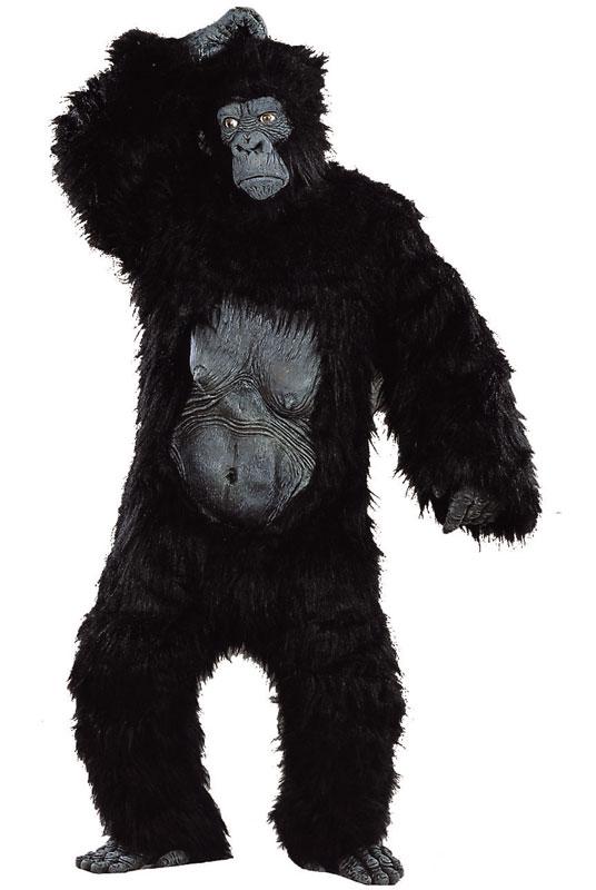 デラックス Gorilla 大人用コスチューム クリスマス ハロウィン コスプレ 衣装 仮装 大人用 面白い 学園祭 文化祭 学祭 大学祭 高校 イベント