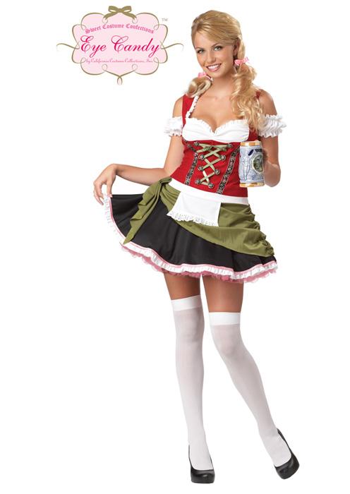 【ポイント最大29倍●お買い物マラソン限定!エントリー】Bavarian Bar Maid 大人用コスチューム ハロウィン コスプレ 衣装 仮装 大人用 面白い 学園祭 文化祭 学祭 大学祭 高校 イベント