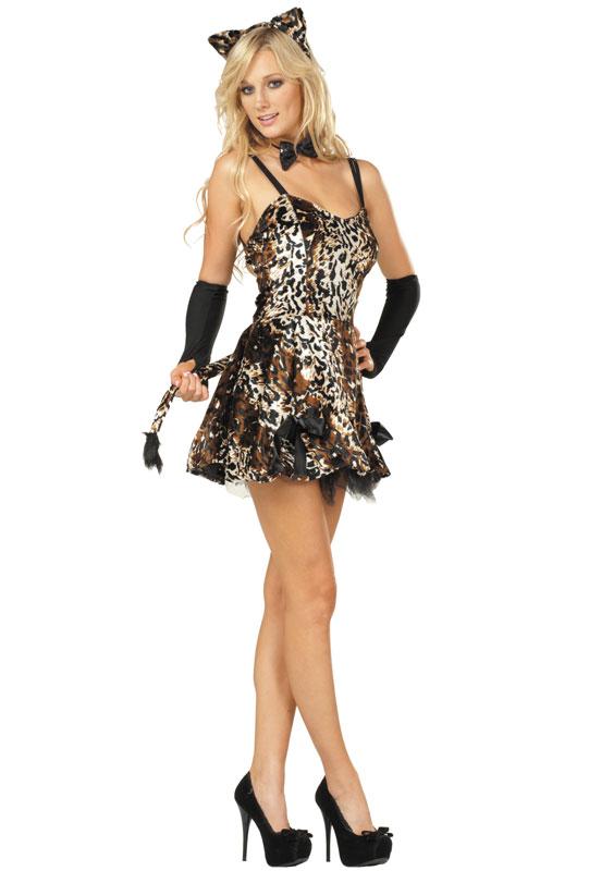 Party Leopard 大人用コスチューム ハロウィン コスプレ 衣装 仮装 大人用 面白い 2012年 学園祭 文化祭 学祭 大学祭 高校 イベント