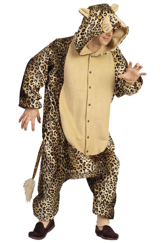 Lux the Leopard 大人用コスチューム クリスマス ハロウィン コスプレ 衣装 仮装 大人用 面白い 2012年 学園祭 文化祭 学祭 大学祭 高校 イベント