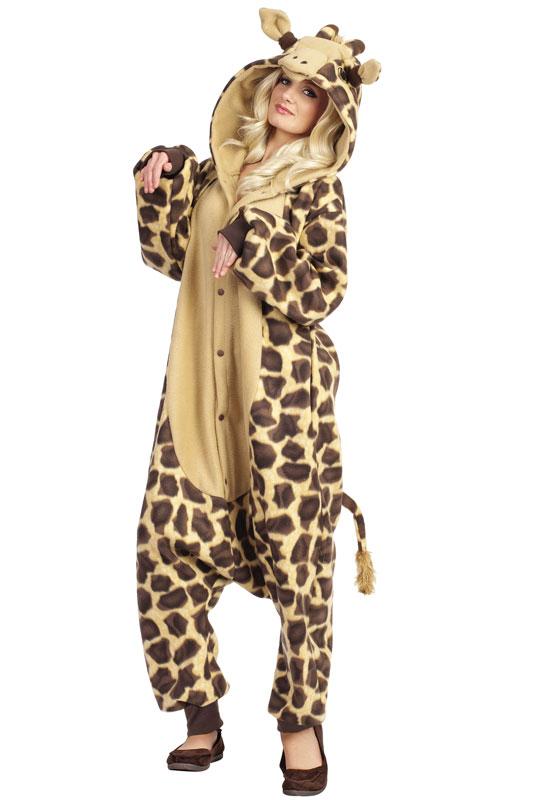 【全品P5倍】Georgie the Giraffe 大人用コスチューム クリスマス ハロウィン コスプレ 衣装 仮装 大人用 面白い 2012年 学園祭 文化祭 学祭 大学祭 高校 イベント