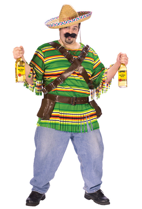【ポイント最大29倍●お買い物マラソン限定!エントリー】Tequila Pop 'N' Dude コスチューム ハロウィン コスプレ 衣装 仮装 面白い 学園祭 文化祭 学祭 大学祭 高校 イベント