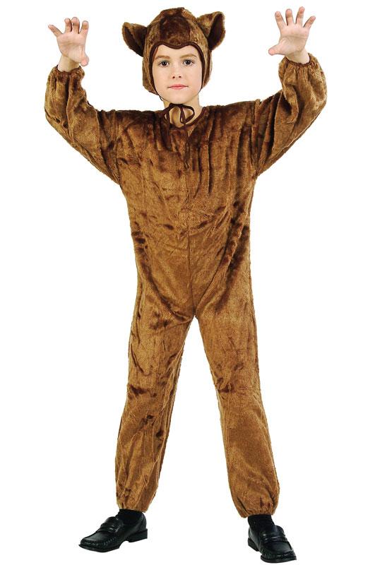 【ポイント最大29倍●お買い物マラソン限定!エントリー】Bear 子供用コスチューム ハロウィン コスプレ 衣装 仮装 男の子 女の子 子供 小学生 かわいい 面白い 動物 アニマル 学園祭 文化祭 学祭 大学祭 高校 イベント