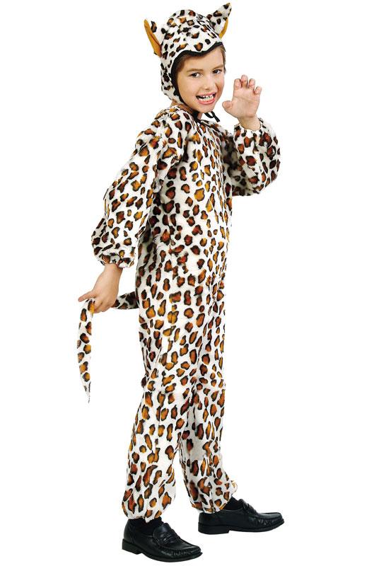 【ポイント最大29倍●お買い物マラソン限定!エントリー】Plush Leopard 子供用コスチューム ハロウィン コスプレ 衣装 仮装 男の子 女の子 子供 小学生 かわいい 面白い 動物 アニマル 学園祭 文化祭 学祭 大学祭 高校 イベント