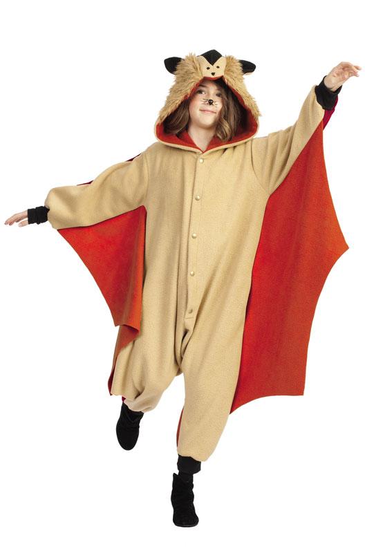 Skippy the Flying Squirrel 子供用コスチューム (Large) コスチューム クリスマス ハロウィン コスプレ 衣装 仮装 男の子 女の子 子供 小学生 かわいい 面白い 動物 アニマル 学園祭 文化祭 学祭 大学祭 高校 イベント