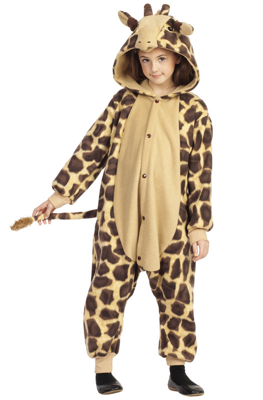 Georgie the Giraffe 子供用コスチューム (Large) コスチューム ハロウィン コスプレ 衣装 仮装 男の子 女の子 子供 小学生 かわいい 面白い 動物 アニマル 学園祭 文化祭 学祭 大学祭 高校 イベント