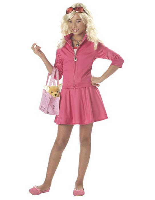 キューティ・ブロンド Legally Blonde Tween コスチューム クリスマス ハロウィン コスプレ 衣装 仮装 男の子 女の子 子供 小学生 かわいい 面白い 学園祭 文化祭 学祭 大学祭 高校 イベント