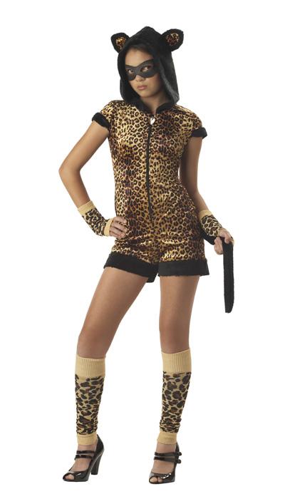 【ポイント最大29倍●お買い物マラソン限定!エントリー】The Cat's Meow Tween Costume (Brown) コスチューム ハロウィン コスプレ 衣装 仮装 男の子 女の子 子供 小学生 かわいい 面白い 学園祭 文化祭 学祭 大学祭 高校 イベント
