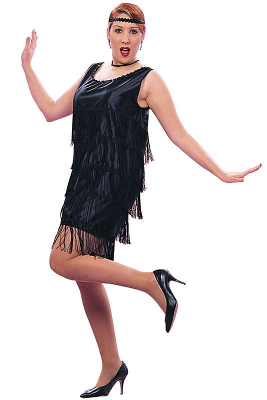 Fringed Flapper コスチューム クリスマス ハロウィン コスプレ 衣装 仮装 大人用 面白い 大きいサイズ ビッグサイズ 1920年代 学園祭 文化祭 学祭 大学祭 高校 イベント