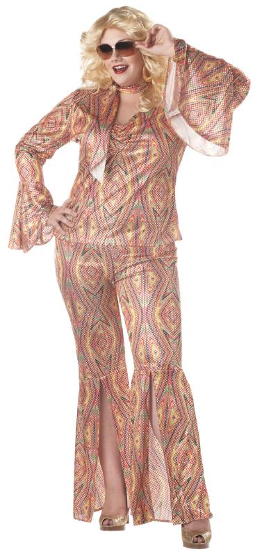 ディスコ Disco サタデーナイトフィーバーLicious コスチューム ハロウィン コスプレ 衣装 仮装 大人用 面白い 大きいサイズ ビッグサイズ 学園祭 文化祭 学祭 大学祭 高校 イベント