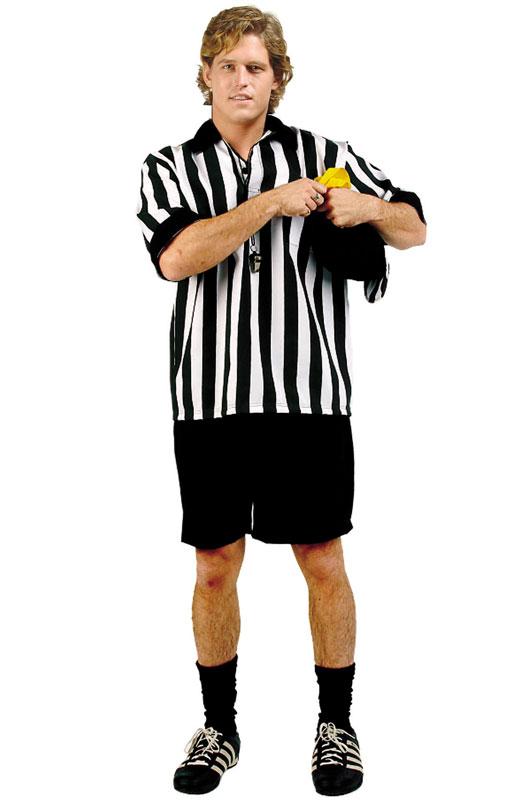 Mister Referee コスチューム ハロウィン コスプレ 衣装 仮装 大人用 面白い 大きいサイズ ビッグサイズ 学園祭 文化祭 学祭 大学祭 高校 イベント