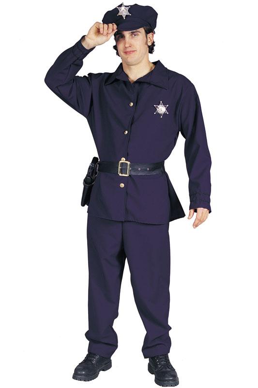 Policeman コスチューム クリスマス ハロウィン コスプレ 衣装 仮装 大人用 面白い 大きいサイズ ビッグサイズ 学園祭 文化祭 学祭 大学祭 高校 イベント