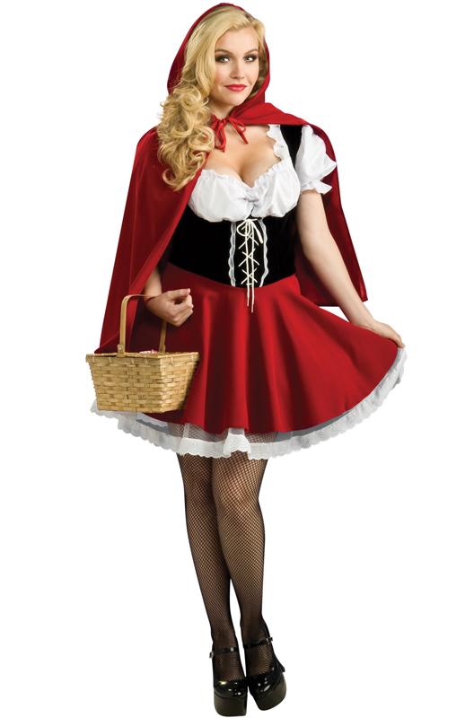 【マラソン全品P5倍】Sultry Red Riding Hood コスチューム クリスマス ハロウィン コスプレ 衣装 仮装 大人用 面白い 大きいサイズ ビッグサイズ キャラクター 学園祭 文化祭 学祭 大学祭 高校 イベント