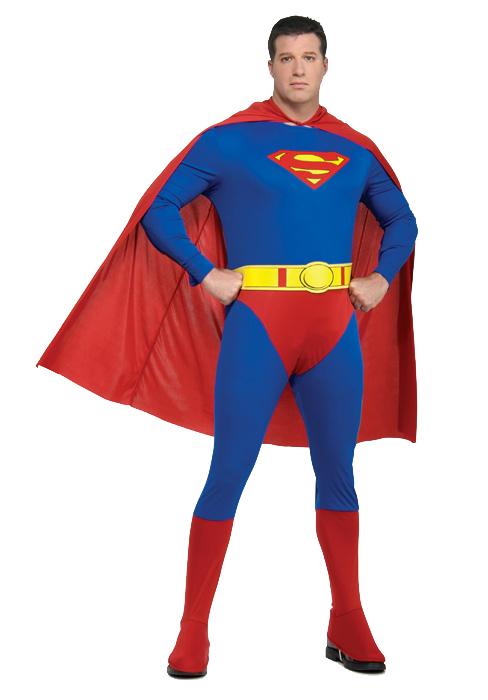 【ポイント最大29倍●お買い物マラソン限定!エントリー】スーパーマン Superman コスチューム ハロウィン コスプレ 衣装 仮装 大人用 面白い 大きいサイズ ビッグサイズ キャラクター 学園祭 文化祭 学祭 大学祭 高校 イベント