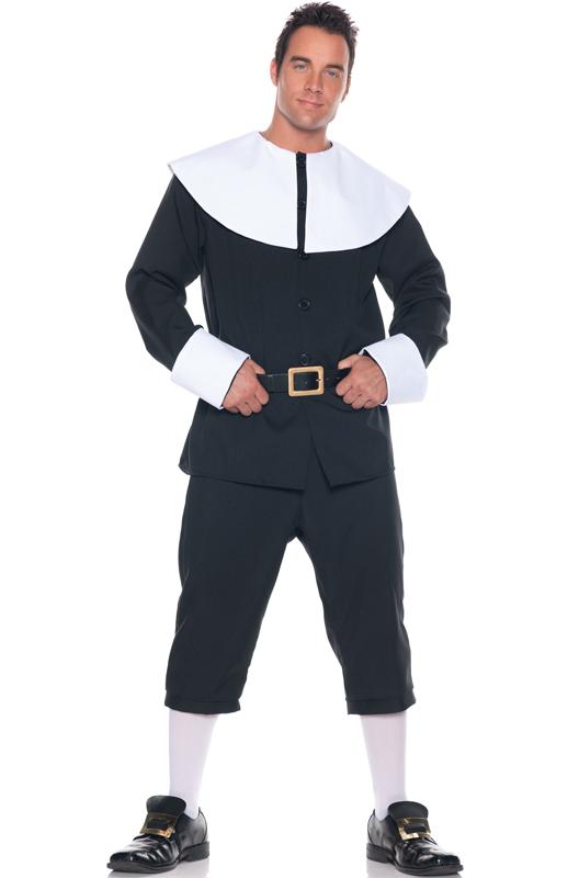Basic Pilgrim Man コスチューム クリスマス ハロウィン コスプレ 衣装 仮装 大人用 面白い 大きいサイズ ビッグサイズ 学園祭 文化祭 学祭 大学祭 高校 イベント
