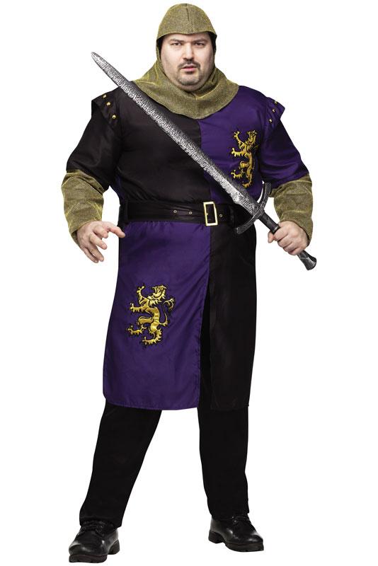Fierce Renaissance Knight コスチューム ハロウィン コスプレ 衣装 仮装 大人用 面白い 大きいサイズ ビッグサイズ 学園祭 文化祭 学祭 大学祭 高校 イベント