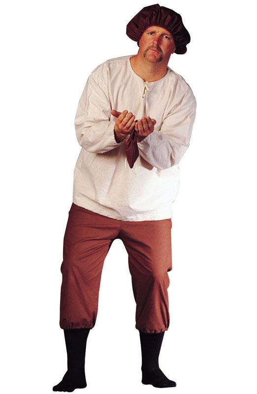 【ポイント最大29倍●お買い物マラソン限定!エントリー】Renaissance Peasant Man コスチューム ハロウィン コスプレ 衣装 仮装 大人用 面白い 大きいサイズ ビッグサイズ 学園祭 文化祭 学祭 大学祭 高校 イベント