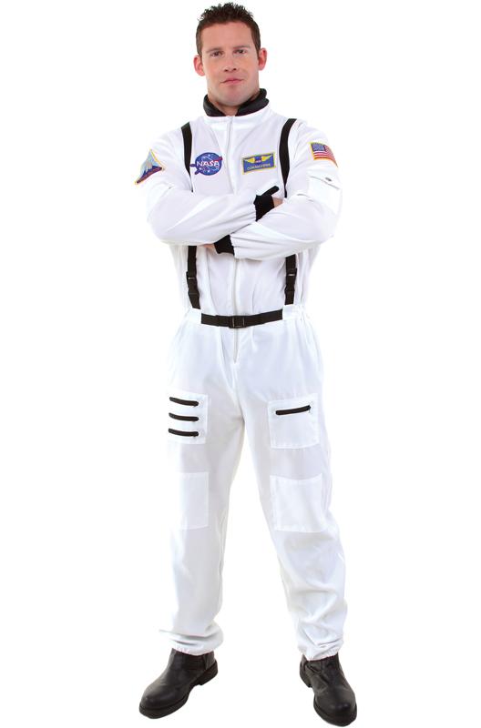 【ポイント最大29倍●お買い物マラソン限定!エントリー】Aerospace Astronaut ティーンサイズ 大人用コスチューム (White) コスチューム ハロウィン コスプレ 衣装 仮装 大人用 面白い 学園祭 文化祭 学祭 大学祭 高校 イベント