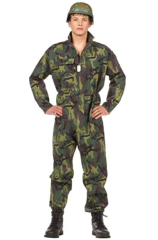 Commando ティーンサイズ コスチューム クリスマス ハロウィン コスプレ 衣装 仮装 大人用 面白い 学園祭 文化祭 学祭 大学祭 高校 イベント