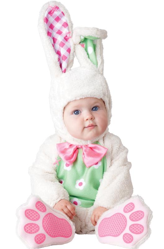 Baby Bunny 幼児,子供用コスチューム クリスマス ハロウィン コスプレ 衣装 仮装 幼児 赤ちゃん 子供 0歳 1歳 かわいい 面白い 学園祭 文化祭 学祭 大学祭 高校 イベント ベビー服 出産祝い 誕生日 お祝い