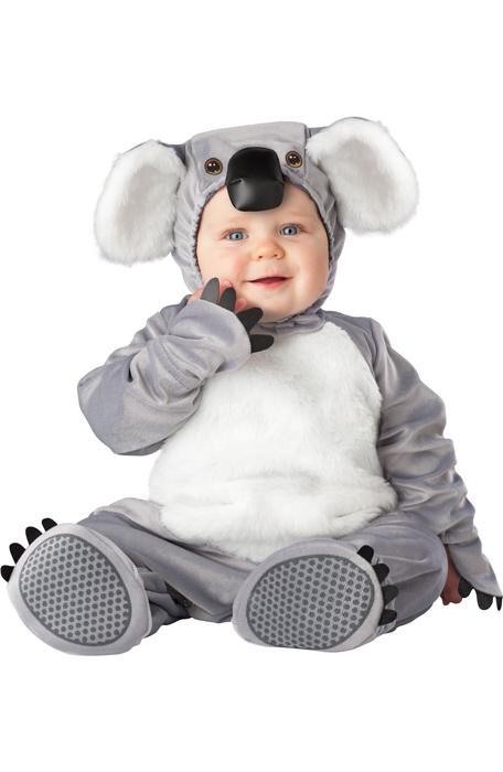 【全品P5倍】Kutie Koala 幼児,子供用コスチューム クリスマス ハロウィン コスプレ 衣装 仮装 幼児 赤ちゃん 子供 0歳 1歳 かわいい 面白い 学園祭 文化祭 学祭 大学祭 高校 イベント ベビー服 出産祝い 誕生日 お祝い