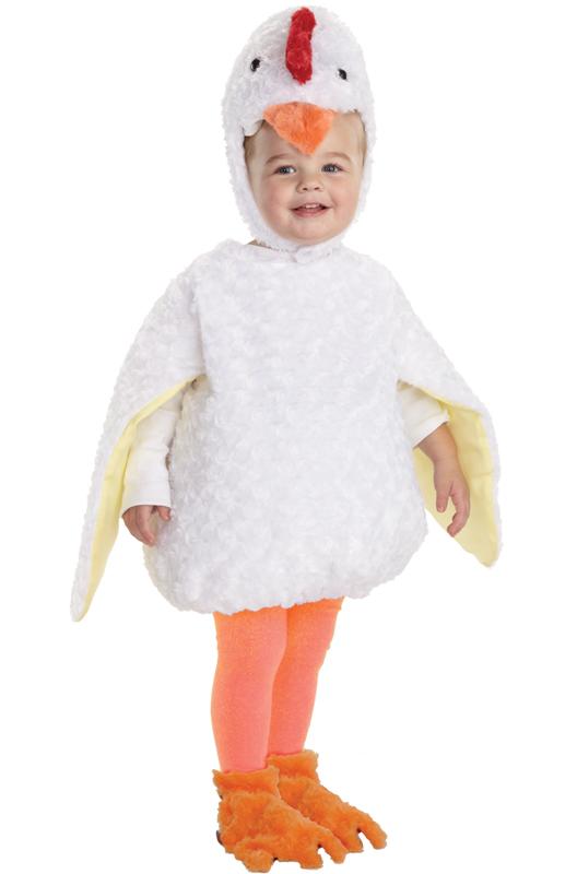 Chicken 幼児,子供用コスチューム クリスマス ハロウィン コスプレ 衣装 仮装 幼児 赤ちゃん 子供 0歳 1歳 かわいい 面白い 動物 アニマル 学園祭 文化祭 学祭 大学祭 高校 イベント ベビー服 出産祝い 誕生日 お祝い